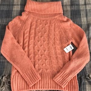 Charlotte Russe Turtle Neck Sweater